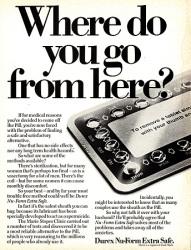 1980s UK Durex Magazine Advert