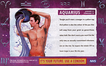 2000s UK NHS Magazine Advert