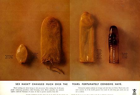 1990s UK Health Education Authority Magazine Advert
