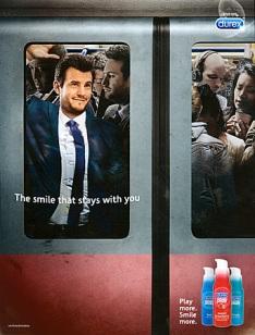 2010s UK Durex Magazine Advert