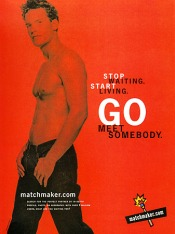 1990s USA Matchmaker Magazine Advert