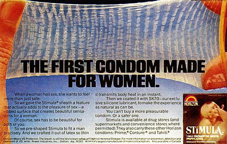 1970s USA Stimula Magazine Advert