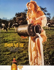 1990s USA Kahlua Magazine Advert