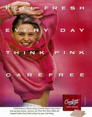1990s USA Carefree Magazine Advert