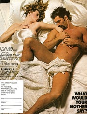 1970s USA Viva Magazine Advert