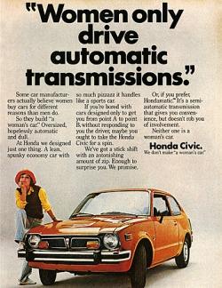 1970s USA Honda Magazine Advert