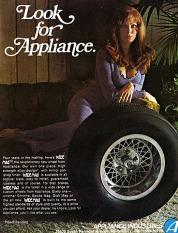 1970s USA Magazine Advert